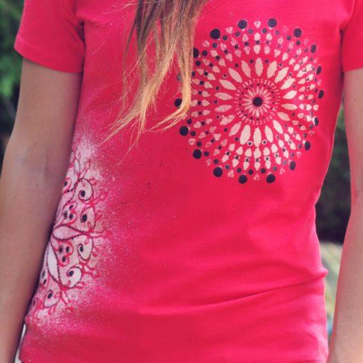 Tričko Amália Ručne maľované (