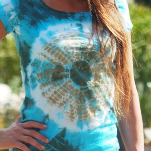 Tričko Abbey Ručne maľované